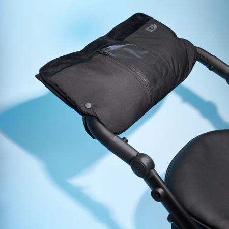 Anex® Zimska muff rukavica Black