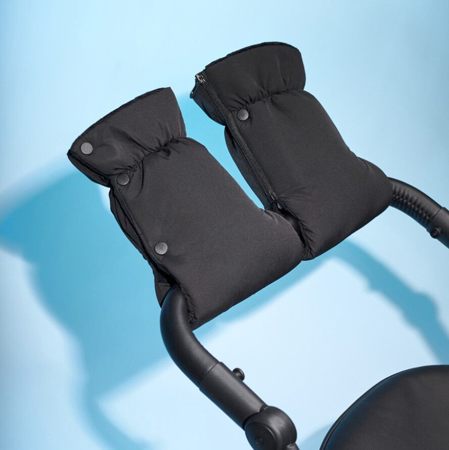 Anex® Zimska muff rukavica Transformer Black