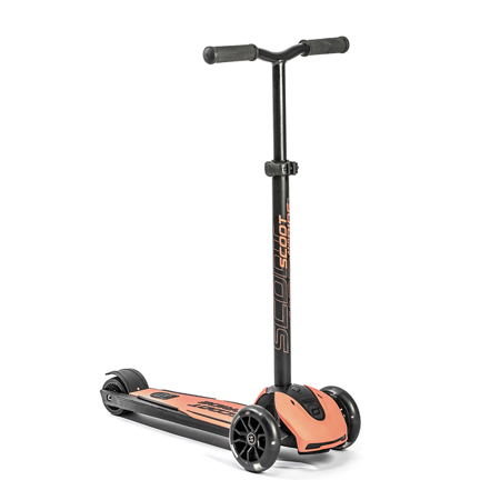Scoot & Ride® Dječji romobil Highwaykick 5 LED Peach