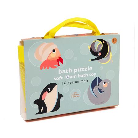 Slika za Petit Monkey® Puzzle za kupku Sea Animals