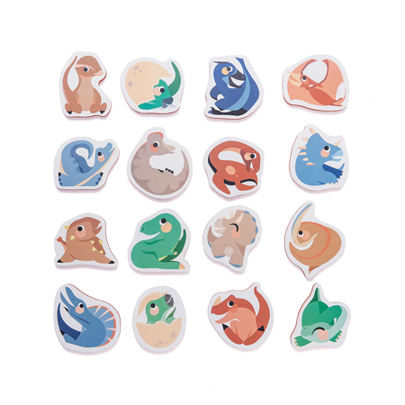 Slika za Petit Monkey® Puzzle za kupku Dinosaurs
