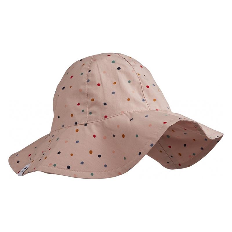 Slika za Liewood® Amelia Šeširić s UV zaštitom Confetti Mix 0-3 M