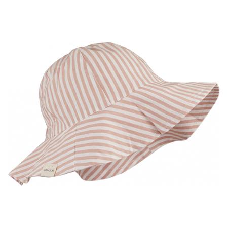 Slika za Liewood® Amelia Šeširić s UV zaštitom Coral Blush/Creme de la Creme