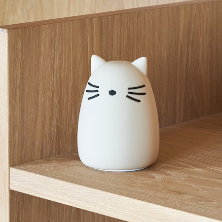 Liewood® Noćna lampa Cat Light Lavender