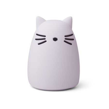 Slika za  Liewood® Noćna lampa Cat Light Lavender