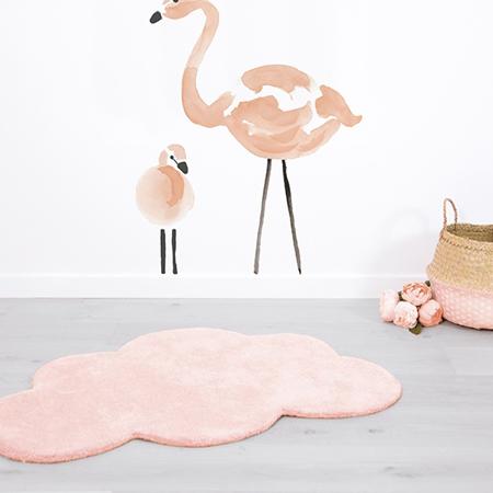 Lilipinso® Dječji tepih Cloud Apricot 100x64