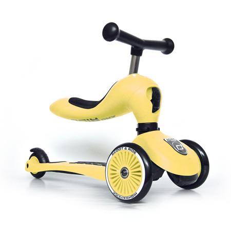 Slika za Scoot & Ride® Dječja guralica i romobil Highwaykick 1 Lemon