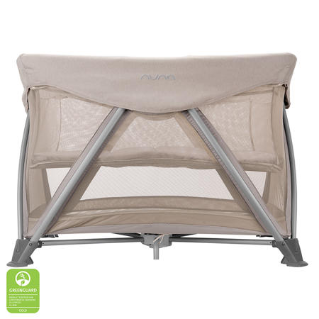Slika za Nuna® Prijenosni krevetić Sena™ Aire + plahta Champagne