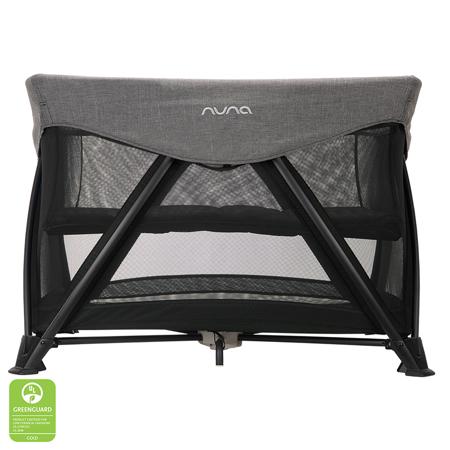 Slika za Nuna® Prijenosni krevetić Sena™ Aire + plahta Charcoal