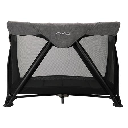 Nuna® Prijenosni krevetić Sena™ Aire + plahta Charcoal