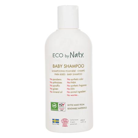 Slika za Eco by Naty® Šampon sa aloe verom 200 ml