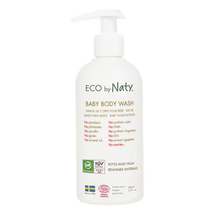 Slika za  Eco by Naty® Tekući šampon sa aloe verom 200 ml