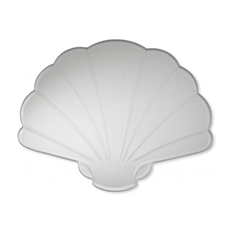 Slika za Konges Sløjd® Ogledalce u obliku školjke Clam