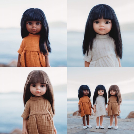Slika za Minikane® Lutka Carla 32cm