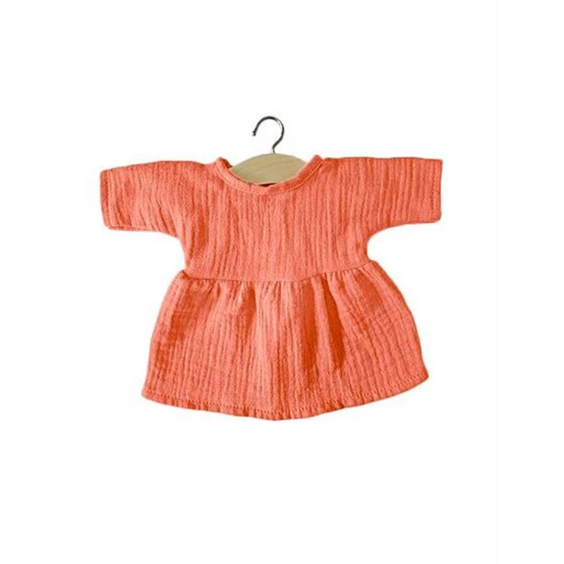 Slika za Minikane® Majica za lutke Faustine Lurex Beige 34cm