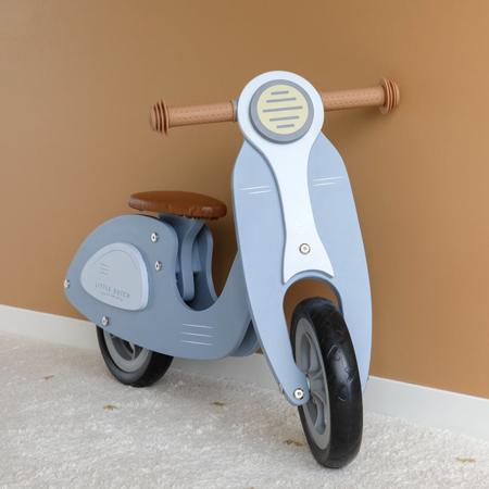 Slika za Little Dutch® Dječja guralica Scooter Blue