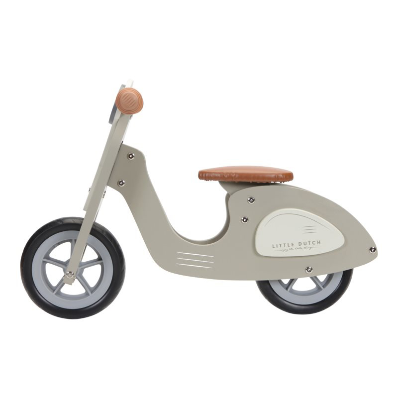 Slika za Little Dutch® Dječja autosjedalica Scooter Olive