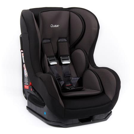 Quax® Otroški Avtosedež Cosmo  0+/1 (0-18 kg) Black
