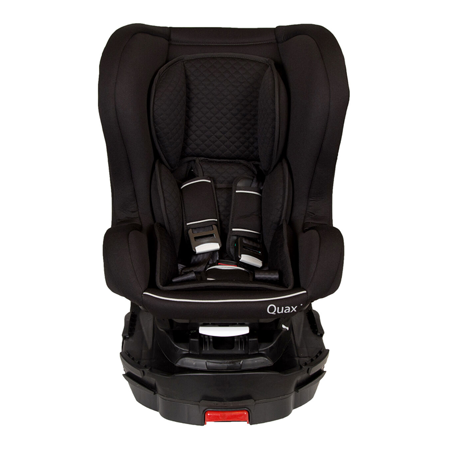 Slika za Quax® Avtosedež Easy Rider 360° Isofix  0+/1 (0-18 kg) Black