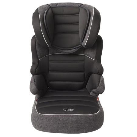 Slika za Quax® Avtosedež Befix 2/3 (15-36 kg)  Linen Grey