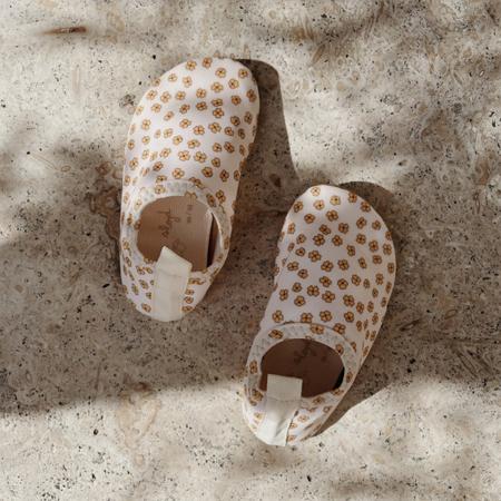 Konges Sløjd® Dječje papuče za vodu Buttercup Yellow