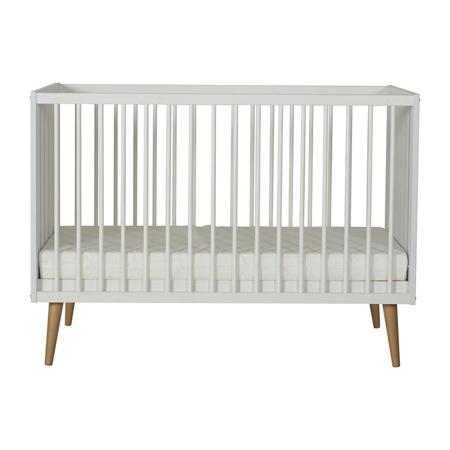 Quax® Dječji krevetić Cocoon 120x60 Ice White