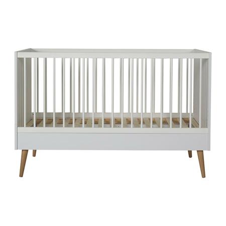 Slika za Quax® Dječji krevetić Cocoon 140x70 Ice White