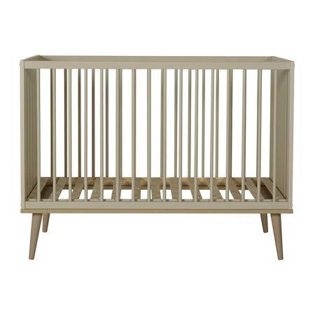 Slika za Quax® Dječji krevetić Flow 120x60 Clay & Oak