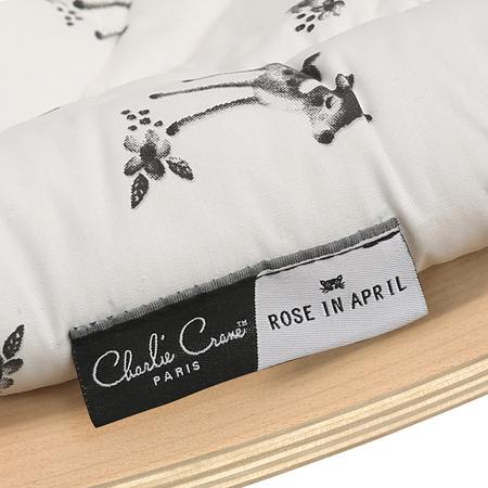 Slika za Charlie Crane® Ležaljka i gegaljka za mališane LEVO Beech Rose in Apri