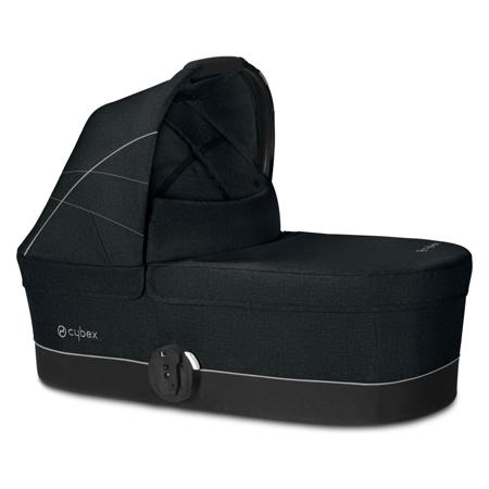 Slika za  Cybex® Košara za kolica Balios Cot S Lavastone Black (0-22 kg)