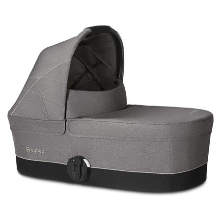 Slika za Cybex® Košara za kolica Balios Cot S Manhattan Grey/Mid Grey (0-22 kg)