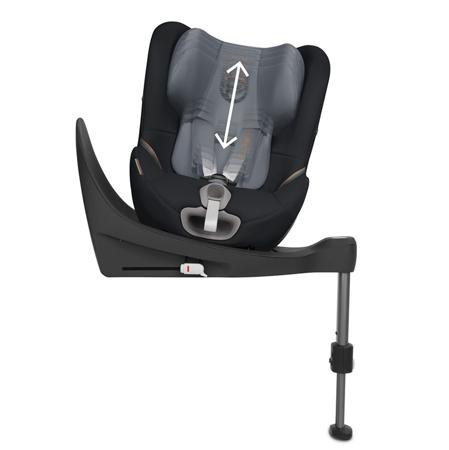 Slika za  Cybex®  Dječja autosjedalica Sirona S i-Size 0+/1 (0-18 kg) Granit Black