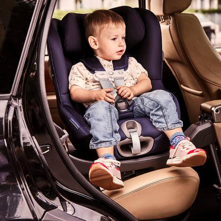Slika za Cybex® Dječja autosjedalica Sirona S i-Size 0+/1 (0-18 kg) Soho Grey
