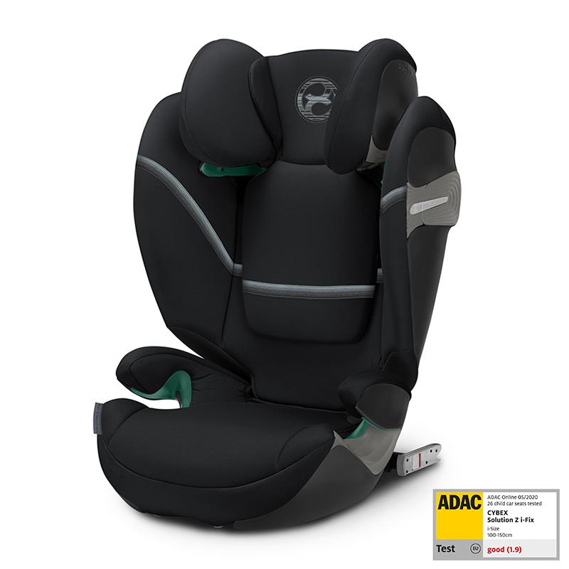 Slika za Cybex®  Dječja autosjedalica Solution S i-Fix 2/3 (15-36 kg) Deep Black