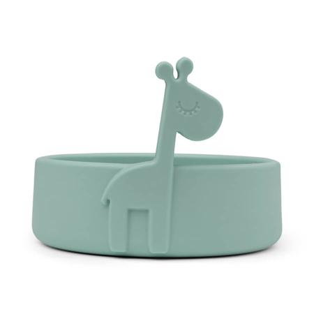 Slika za  Done by Deer® Silikonska zdjelica Peekaboo Raffi Blue