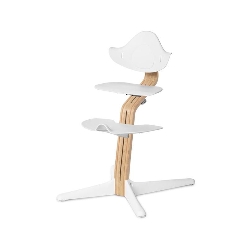 Slika za Nomi® Dječja stolica za hranjenje Standard White Oak/White