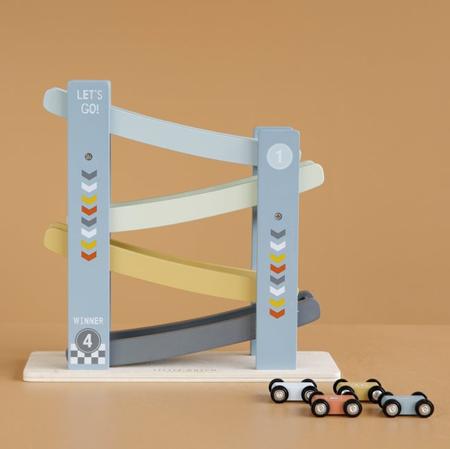 Slika za Little Dutch® Staza za trke s automobilima Racer ars