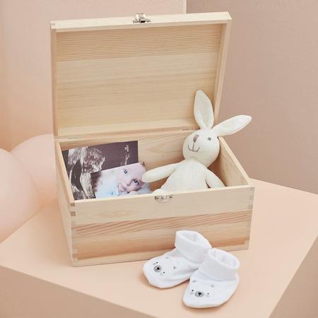 Ginger Ray® Drvena kutijica Memory Box