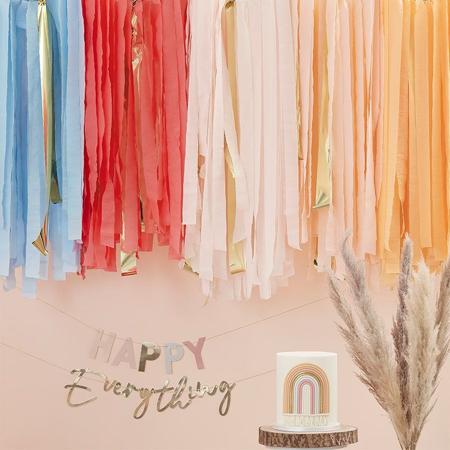 Slika za Ginger Ray® Pom Pom Girlanda Muted Pastel