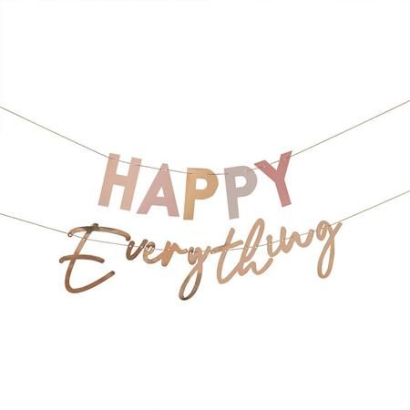 Ginger Ray® Viseći natpis Happy Everything