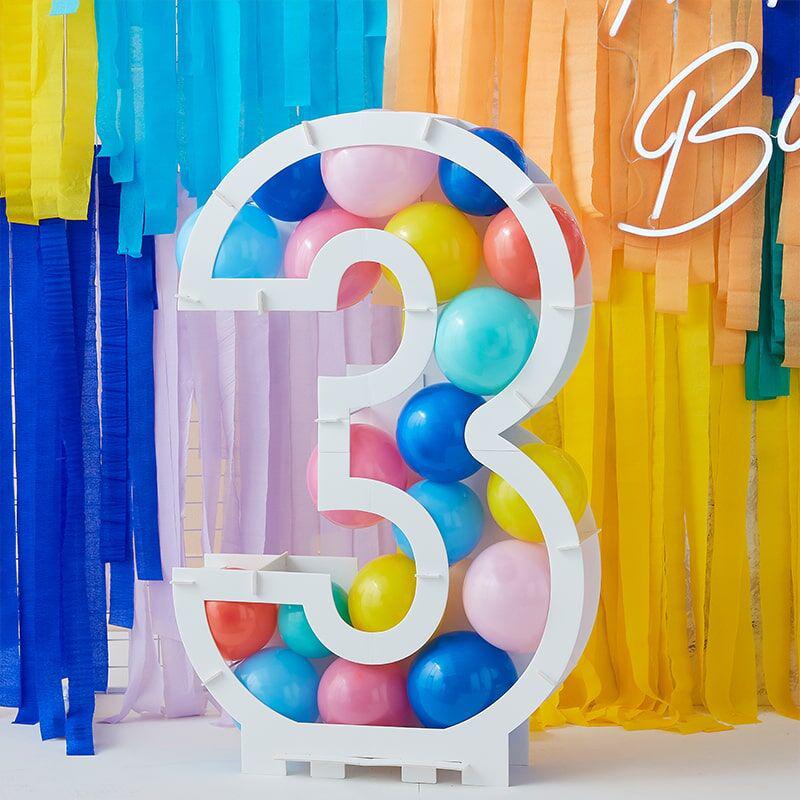 Slika za Ginger Ray® Stalak za balone Mix It Up Broj 3