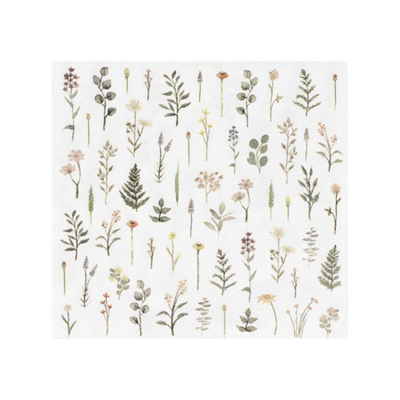 Ginger Ray® Salvete Floral 16 komada
