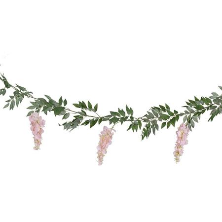 Ginger Ray® Girlanda Blush Pink & Green Floral