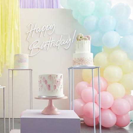 Slika za Ginger Ray® Luk od balona Mix It Up Pastel