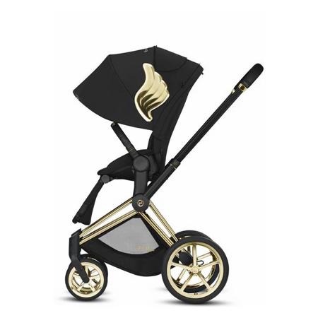 Slika za Cybex® Dječja kolica Priam JS RBAS Wings Black (9-22 kg)