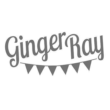 Slika za Ginger Ray®  Papirne salvete  Happy Birthday Mix It Up Fringed Gold 16 komada