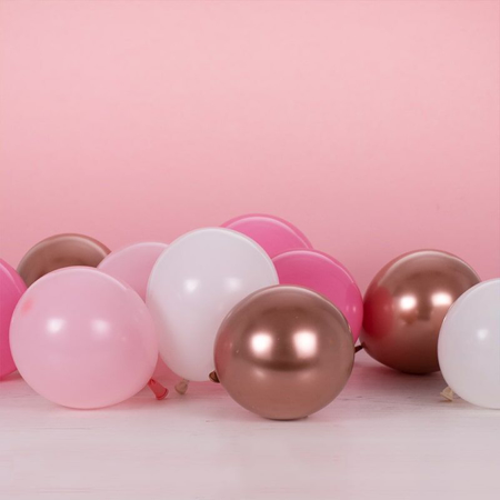 Slika za Ginger Ray® Baloni Mix It Up Blush Rose Gold