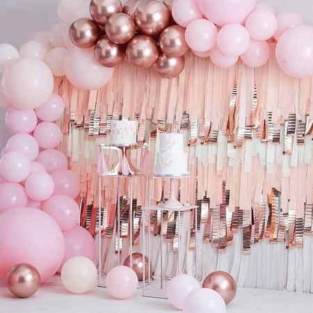 Slika za Ginger Ray® Luk od balona Mix It Up Pink and Rose