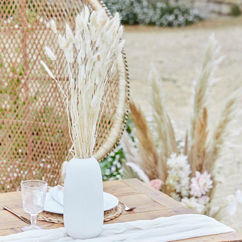 Slika za Ginger Ray® Stolna dekoracija Bunny Tails White