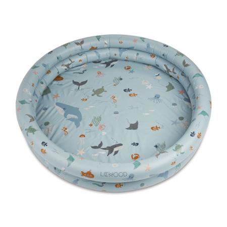 Liewood® Dječji bazen Savannah Sea creature mix